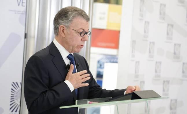 Juan Manuel Santos pidió perdón a las víctimas de los 'falsos positivos'