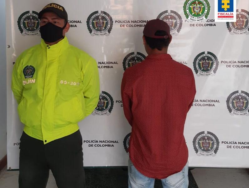 Judicializado alias Peluche presunto responsables de otro delito sexual en Aguadas (Caldas)