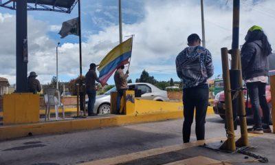 La ANI tendrá mesa de diálogo con manifestantes ubicados en peaje de Tuta