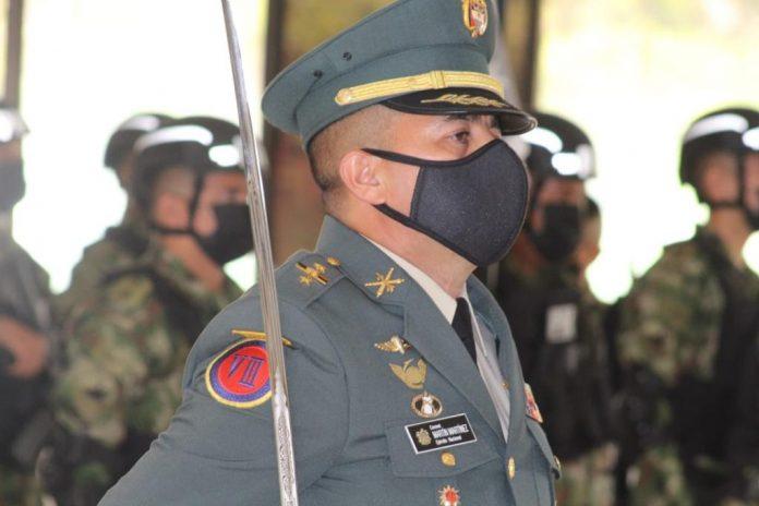 La Décima Octava Brigada tiene nuevo comandante