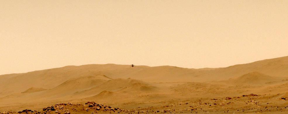 Ingenuity NASa Marte