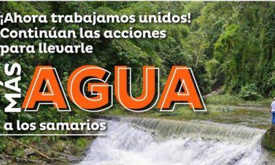 Lanzan una nueva solución de agua para Santa Marta