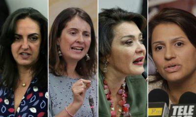 Las cuatro mujeres que aspiran a ser la carta del uribismo para la Presidencia en 2022