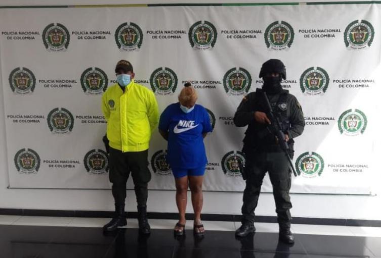 Logran la capturan de presunta cabecilla de la banda delincuencial 'Los Costeños'