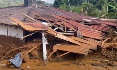Madre e Hijo mueren por avalancha en zona rural del municipio de Dagua