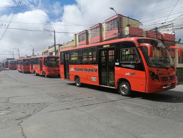 Expectativa en Pasto: mañana también habrá suspensión del servicio de buses