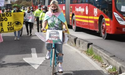 Movilidad en Bogotá: minuto a minuto sobre el estado de las vías | Economía