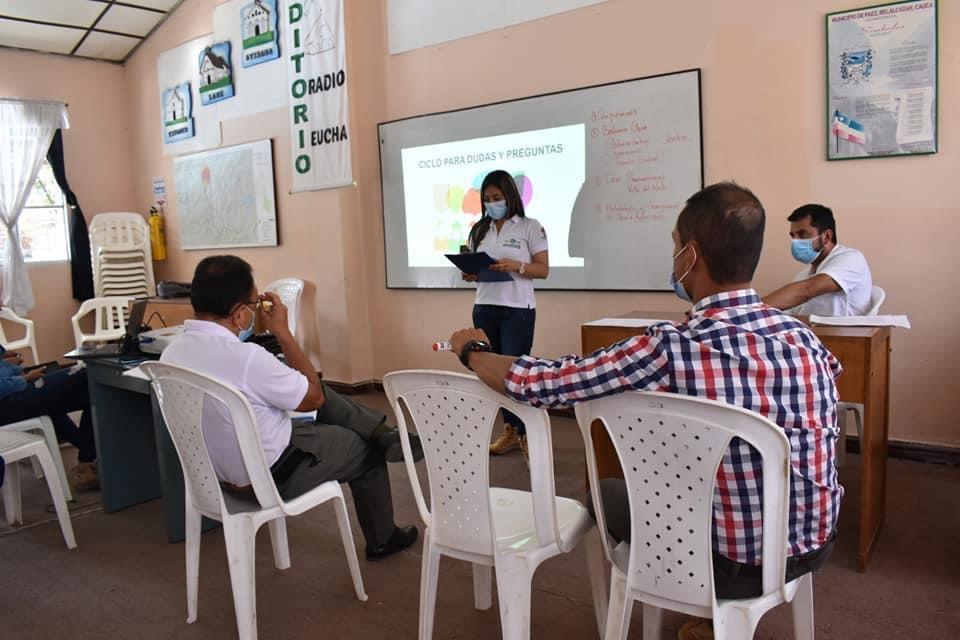 Obra de acueducto se reiniciará en Paez, Cauca