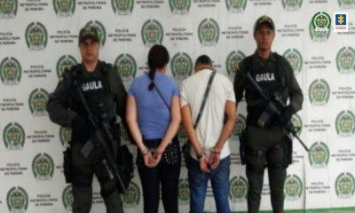 Ofensiva contra la extorsión en Risaralda deja cuatro organizaciones desarticuladas y 27 personas capturadas