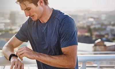 Con el GPS incorporado, puede dejar su teléfono y ver el mapa de intensidad del entrenamiento y las estadísticas en la aplicación cuando regrese.