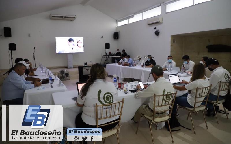 Otros $ 39 mil millones fueron aprobados en Ocad Paz para el desarrollo rural de municipios PDETE, departamento del Chocó.