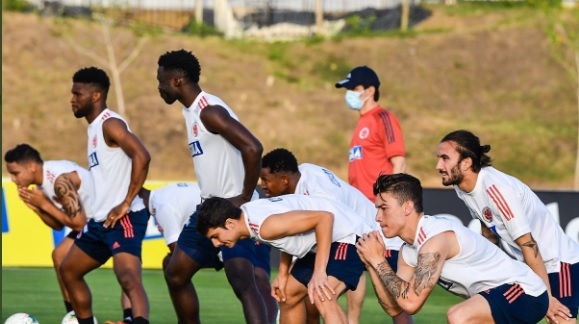 "Selección Colombia: jugadores ""preocupados"" por Copa América en Brasil"