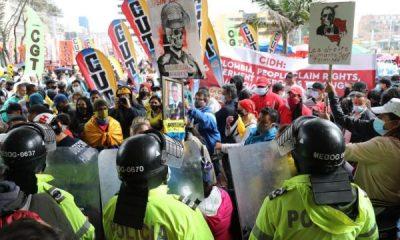 Toma de Bogotá: así fue la jornada de protestas del miércoles 9 de junio del 2021 | Gobierno | Economía