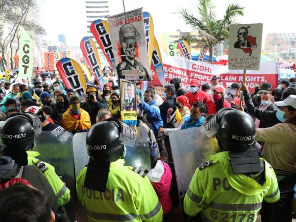 Toma de Bogotá: así fue la jornada de protestas del miércoles 9 de junio del 2021   Gobierno   Economía