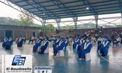 UTCH graduó la primera promoción de Trabajo Social en el municipio de Bahía Solano.
