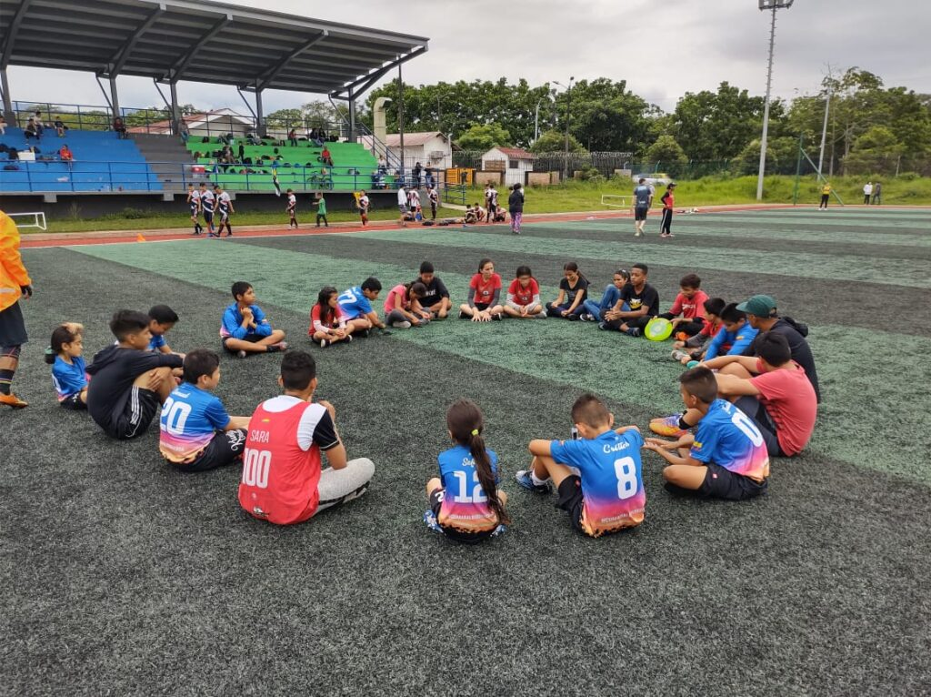Ultimate, deporte que construye tejido social para la paz