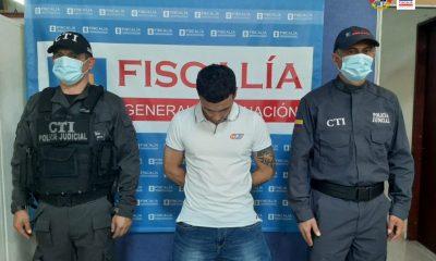 Un hombre fue enviado a la cárcel por ser el presunto responsable del secuestro de su ex pareja sentimental en Ibagué (Tolima)