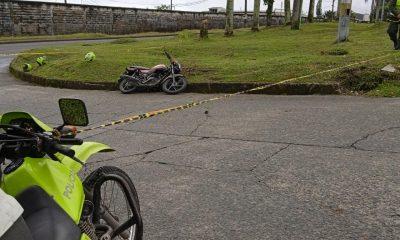 Un sujeto resultó herido en medio de una persecución de la Policía – Noticias Al Punto Buenaventura