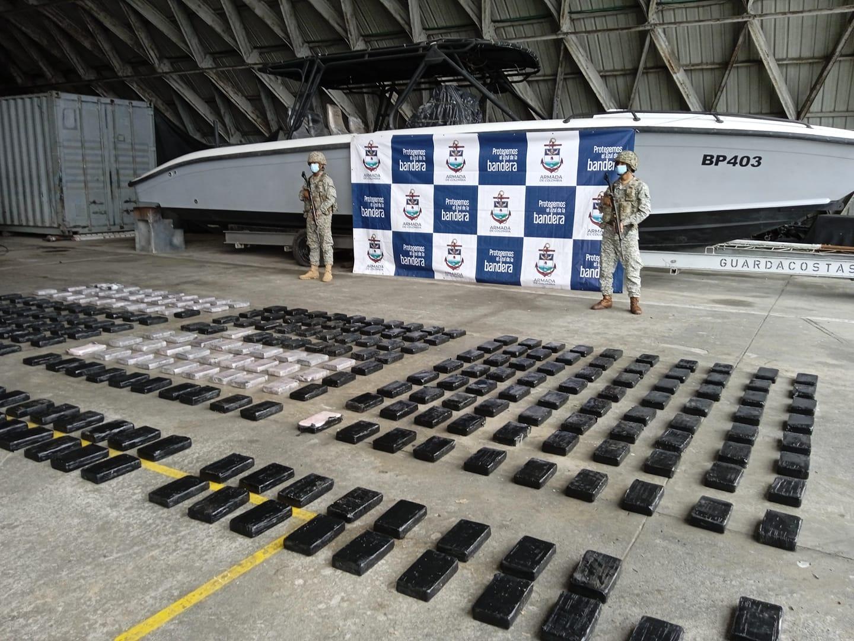 Unidades militares incautaron 299 kilos de cocaína en Puerto Merizalde – Noticias Al Punto Buenaventura