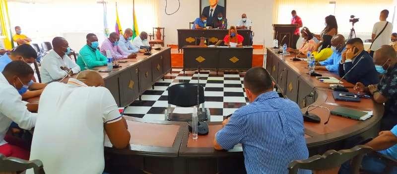 Hoy se instala de manera formal el segundo periodo de sesiones ordinarias del Concejo Distrital de Buenaventura