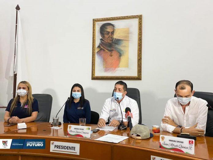 se Instaló segundo periodo de Sesiones Ordinarias de la Asamblea departamental de Arauca