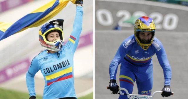 ¡Plata para Mariana Pajón y Bronce para Carlos Ramírez en BMX! - Noticias de Colombia