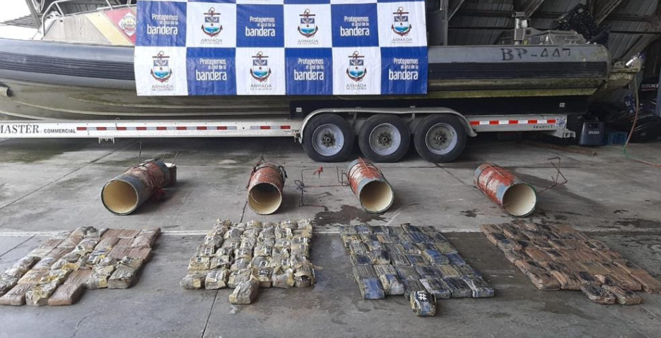 87 kilos de cocaína fueron incautados en la parte baja de un buque que se dirigía hacia centro américa desde Buenaventura – Noticias Al Punto Buenaventura
