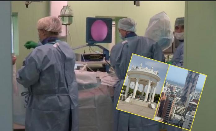 A camas UCI de Barranquilla y Ciénaga trasladarán a pacientes graves con Covid en el Valle