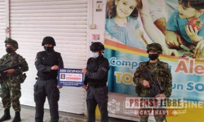 A extinción de dominio 240 propiedades de las disidencias de las FARC en Arauca, avaluadas en $24.000 millones