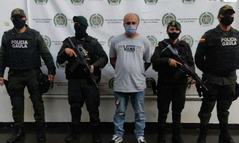 A la cárcel alias Guerrillo presunto cabecilla de la banda criminal Bj Medellín