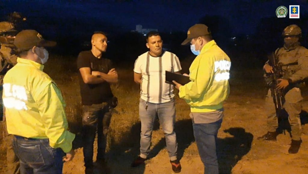 A la cárcel dos hombres que trasportaban explosivos de alto poder en vías de Norte de Santander