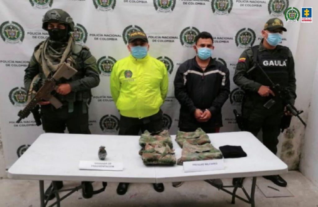 A la cárcel presunto integrante de 'Los Contadores' que estaría involucrado en los denominados ajustes de cuentas en Nariño