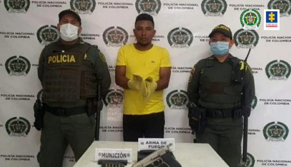 A la cárcel presunto responsable del asesinato de una mujer en Bosconia (Cesar)
