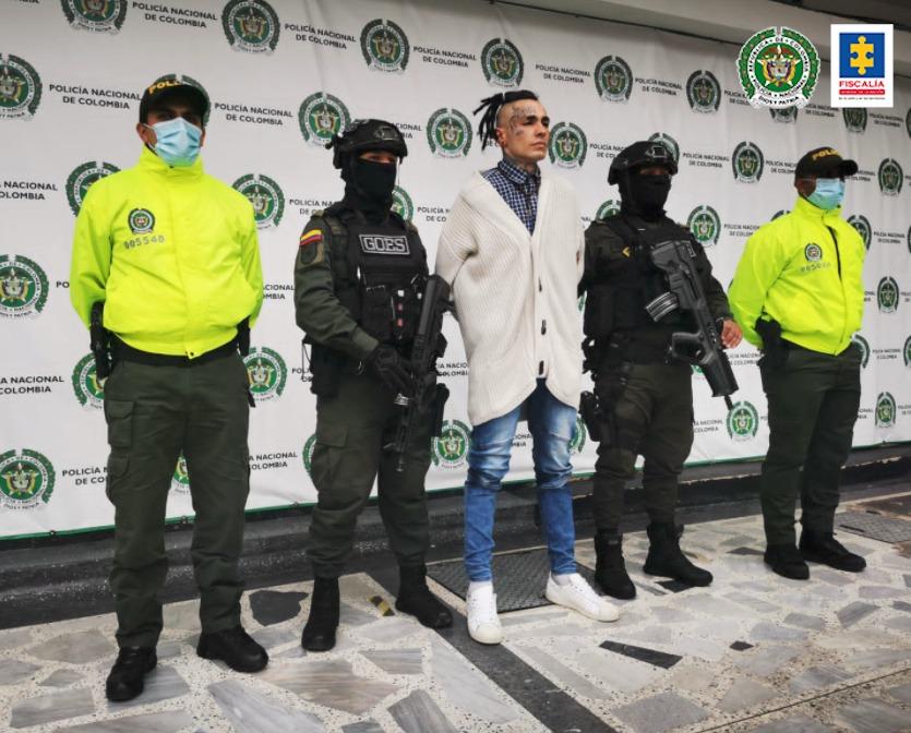 A la cárcel uno de los presuntos articuladores del grupo denominado 'Resistencia Portal Américas' que estaría involucrado en actos de tortura y ataques vandálicos en Bogotá - Noticias de Colombia