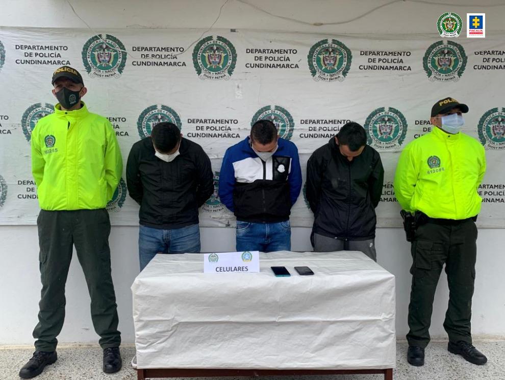 A prisión presuntos integrantes de Los de La Carrilera, investigados por posible tráfico de estupefacientes