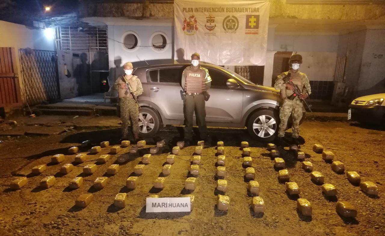 Actual concejal del Distrito de Buenaventura estaría vinculado con el traslado de 68 kilos de marihuana al interior de un vehículo – Noticias Al Punto Buenaventura