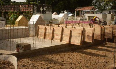 Alcaldía de Arauca construye bóvedas y ampliará el cementerio - Noticias de Colombia