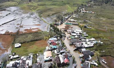 Ante inundaciones que aún persisten en zona turística de La Cocha piden que se declare Calamidad Pública