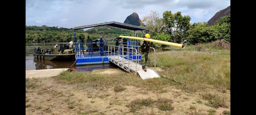 Armada construirá pozo acuífero en la comunidad de Remanso