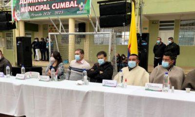 Asamblea Departamental de Nariño sesionó en Cumbal