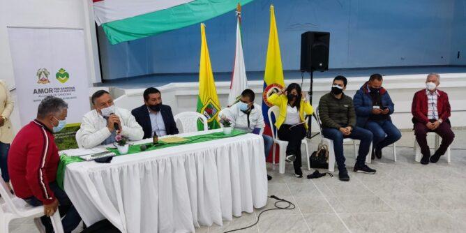Asamblea de Nariño respalda manifestaciones pacíficas y rechaza todos los actos de violencia