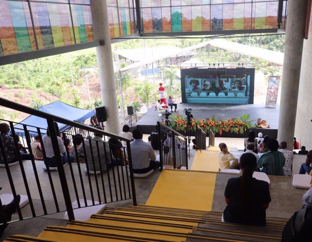 Bahía de Buenaventura, el centro educativo y de innovación para el desarrollo sostenible, abre sus puertas – Noticias Al Punto Buenaventura