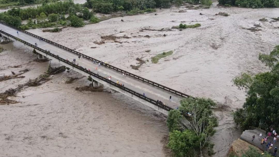 Boyacá y Arauca incomunicados por fallas de infraestructura en puente