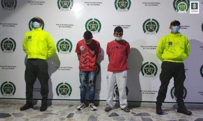 Cárcel para dos hombres que habrían herido con arma de fuego a otro en el rostro