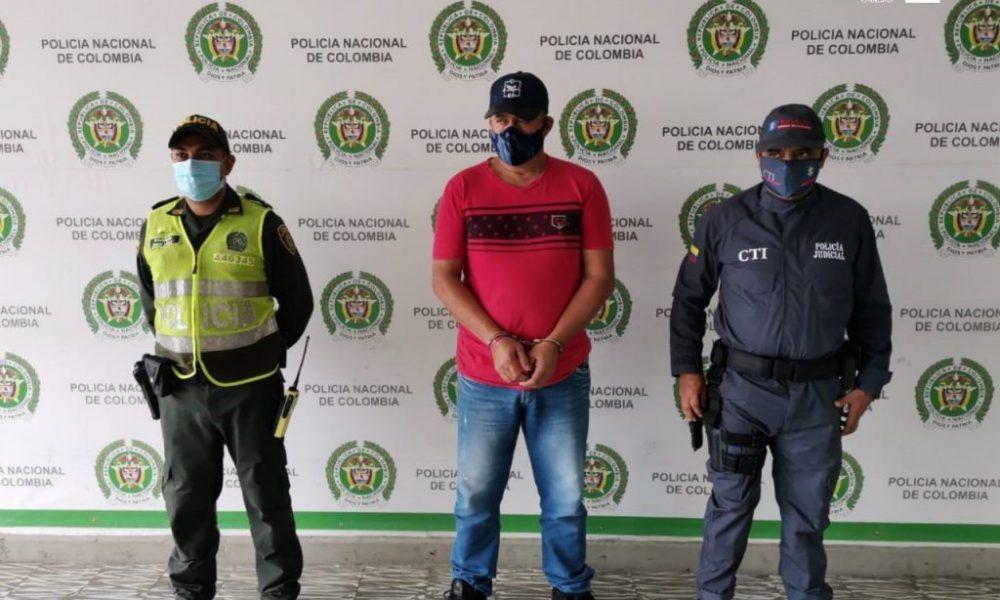 Cárcel para presunto responsable del homicidio de  un hombre
