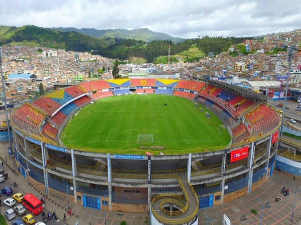 Con un aforo del 25% hinchas en Pasto volverán al estadio Libertad