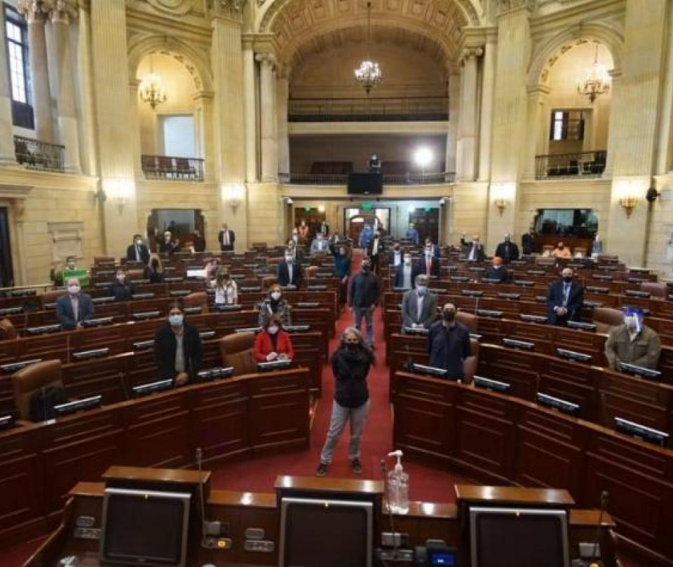 Congreso: Algunos de los proyectos económicos que partidos presentarán ante el Congreso en Colombia en 2021 | Economía