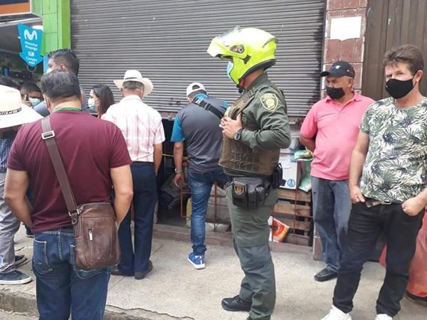 Conmoción en Nariño: al parecer en intento de robo asesinaron a reconocida comerciante