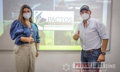 Departamento Nacional de Planeación dio vía libre a inversión del Pacto Funcional Territorial Casanare - Noticias de Colombia