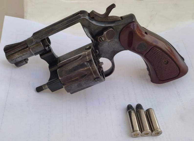 Disparo contra un billar en Los Llanos y poco después fue capturado por la policía de Popayán